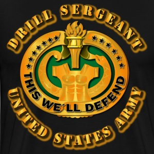 Army - Drill Sergeant - Men's Premium T-Shirt