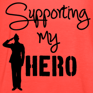 Design ~ Support my Hero Salute
