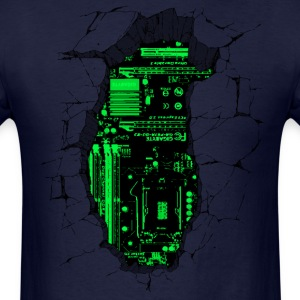 Digital Insides T-Shirts - Men's T-Shirt