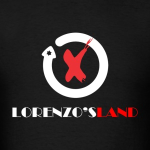 Lorenzo Land - Men's T-Shirt