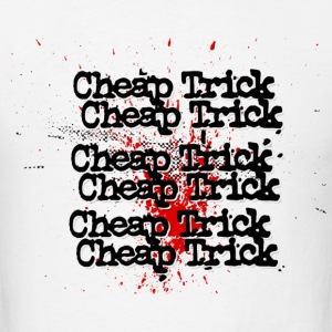 Cheap-Trick - Men's T-Shirt