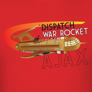 War Rocket AJAX - Men's T-Shirt