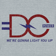 Design ~ DC Power Tri-blend