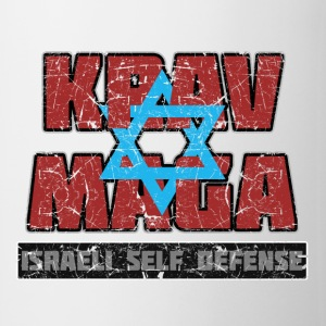 Israeli Krav Maga Magen David - Coffee/Tea Mug
