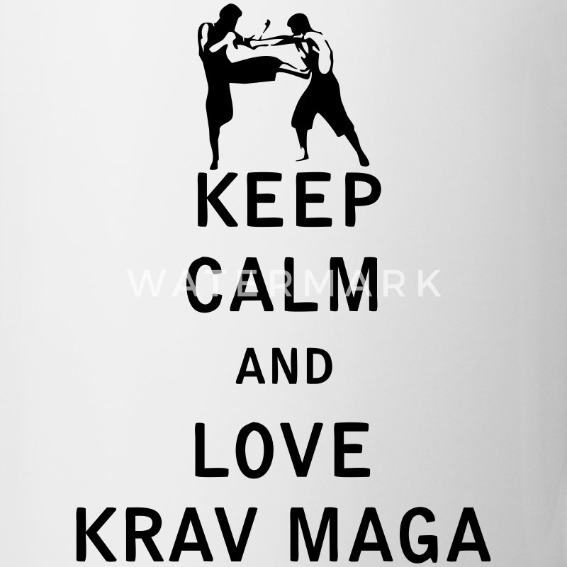 Keep Calm and Love Krav Maga - Coffee/Tea Mug