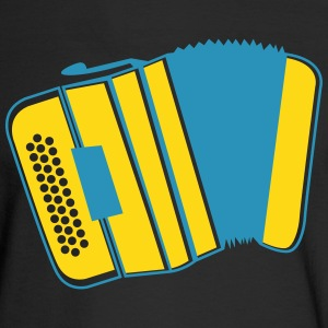 accordion musical instrument Long Sleeve Shirts - Men's Long Sleeve T-Shirt