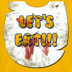 Let's Eat!!! - Night 5 - Men's Premium T-Shirt