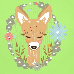 A deer in the forest  Baby & Toddler Shirts - Short Sleeve Baby Bodysuit