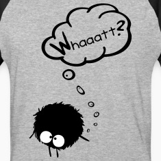 whaaat? Men's Baseball T-Shirt