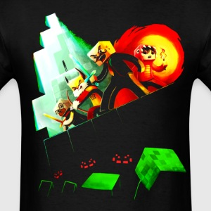 Blocky Peril T-Shirts - Men's T-Shirt