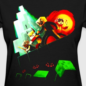 Blocky Peril Women's T-Shirts - Women's T-Shirt