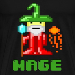 Mage - Men's Premium T-Shirt