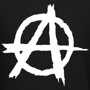 Anarchy Long Sleeve Shirts - Crewneck Sweatshirt