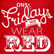 Design ~ Red Friday Premium Tank