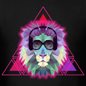Dj Lion - Men's T-Shirt