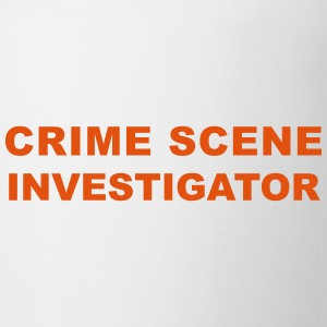 Crime Scene Investigator Bottles & Mugs - Coffee/Tea Mug