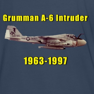 Grumman A-6 Intruder Tribute Shirt Featuring VA-85 - Men's Premium T-Shirt