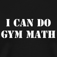 Design ~ I Can Do Gym Math