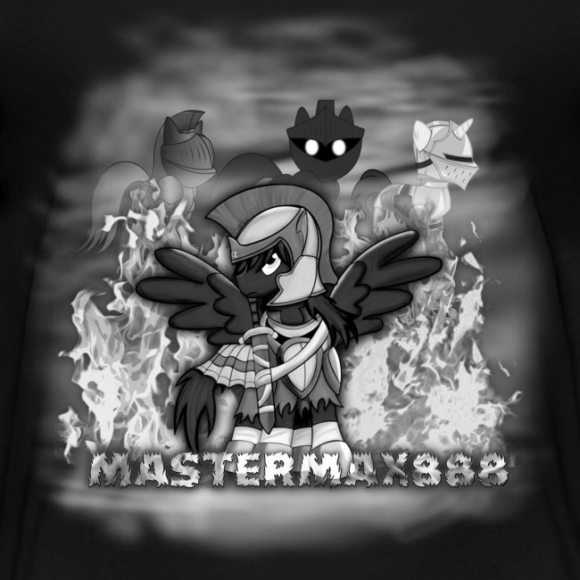 Fog Of War T-Shirt Kids (Black Only)