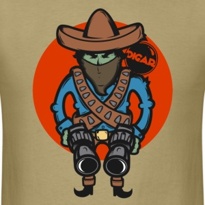 Mexican Bandidos - Men's T-Shirt