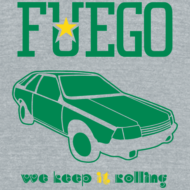 Rogue Fuego With (Green/Gold)