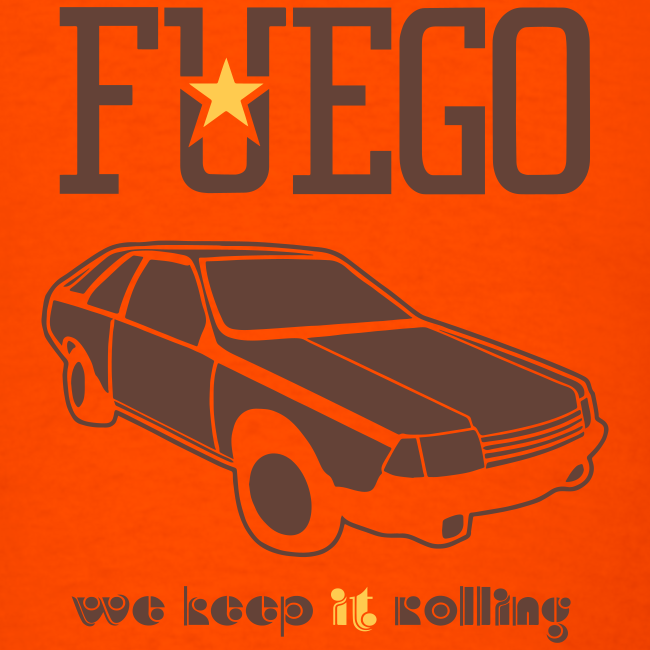 Rogue Fuego With (Brown/Yellow)