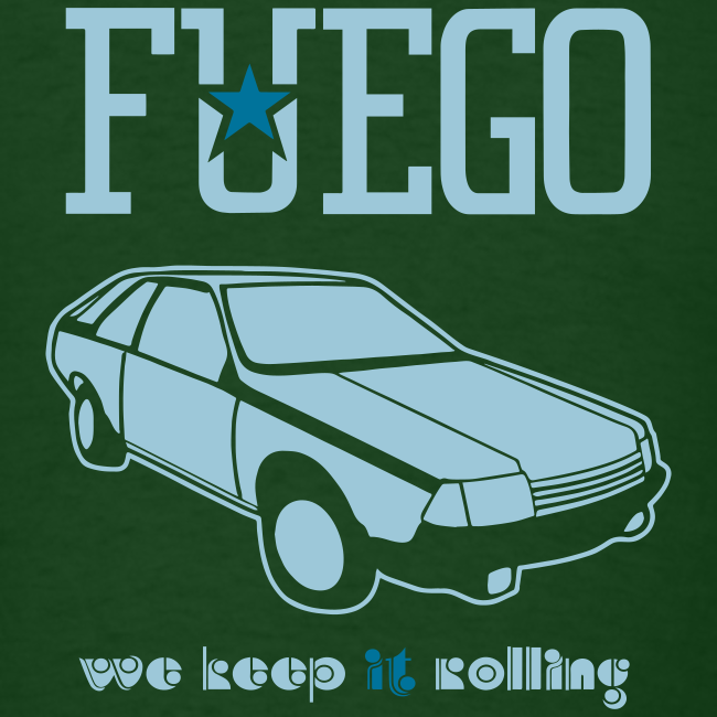 Rogue Fuego With (Light Blue/Teal)