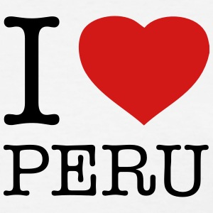 I LOVE PERU - Women's T-Shirt