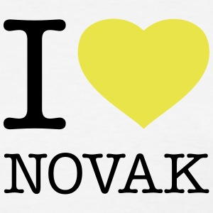 I LOVE NOVAK - Women's T-Shirt