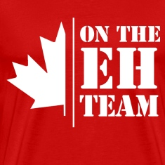on the eh team T-Shirts