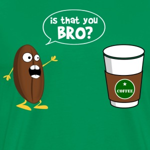 is that you bro T-Shirts - Men's Premium T-Shirt