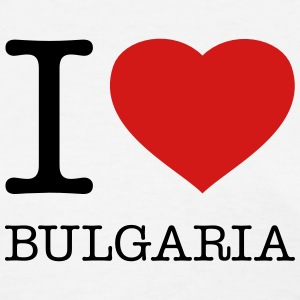 I LOVE BULGARIA - Women's T-Shirt