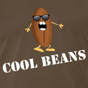 cool coffee beans T-Shirts - Men's Premium T-Shirt