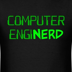 Computer Engineer Enginerd T-Shirts
