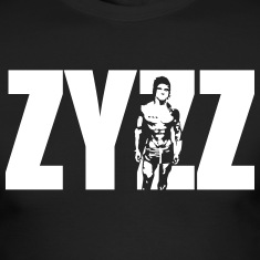 Long Sleeve T-Shirt Zyzz Portrait