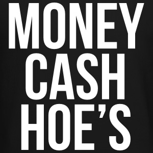 Money Cash Hoe's Long Sleeve Shirts - Crewneck Sweatshirt