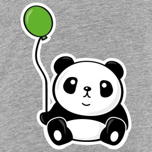 Panda with ballon Baby & Toddler Shirts - Toddler Premium T-Shirt