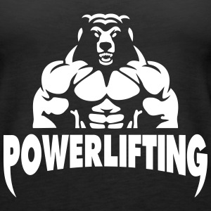 Powerlifting Tanks - Women's Premium Tank Top