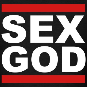 Sex God T-Shirts - Men's T-Shirt