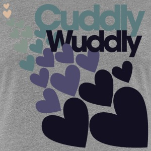 Cuddly - Women's Premium T-Shirt
