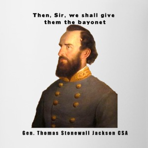 Gen Stonewall Jackson Civil War Series Coffee Cup - Coffee/Tea Mug