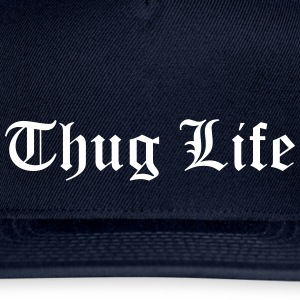 Thug Life Caps - Snap-back Baseball Cap