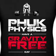 Design ~ PHUK PHYSICS (women's V)