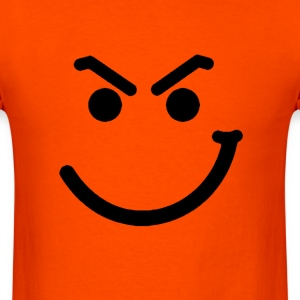 Bon Jovi Smiley Face - Men's T-Shirt
