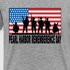 pearl_harbor_remembrance_day - Men's Premium T-Shirt