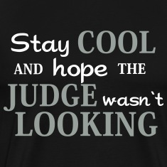 Cool - Judge T-Shirts