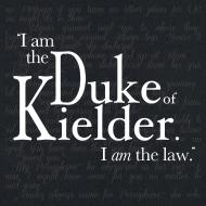 Design ~ I Am the Law, bag