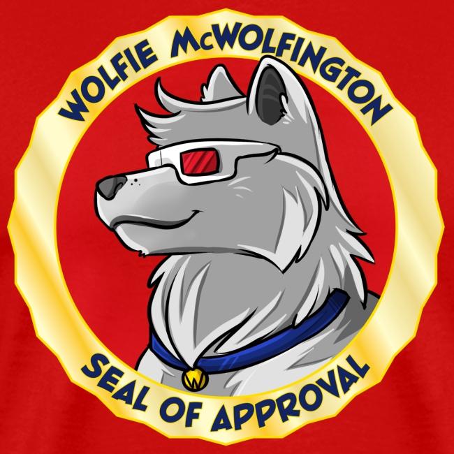 Wolfie McWolfington Seal of Approval Men's HW