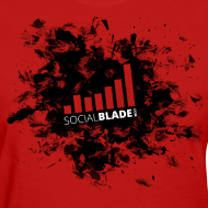 Design ~ Social Blade Smash Women's Shirt
