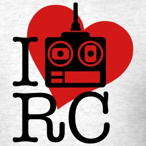 I Heart RC T-Shirts - Men's T-Shirt